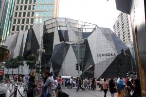Starhill Gallery, el centro comercial más espectacular de Bukit Bintang, principal distrito comercial y de entretenimiento de Kuala Lumpur.