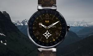 Su dial puede adoptar los códigos visuales de los emblemáticos estampados Louis Vuitton.