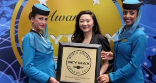 Oman Air, Mejor Servicio a bordo Skytrax