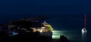 Degustar dos Estrellas Michelin colgados sobre el mar. En Annua, San Vicente de la Barquera.