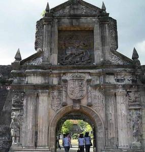 La ciudad amurallada fue el centro administrativo de Manila hasta que terminó la era colonial española en 1898.