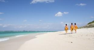 Playa Okinawa. Foto: © Fundación Oficina de Visitantes y Convenciones de Okinawa.