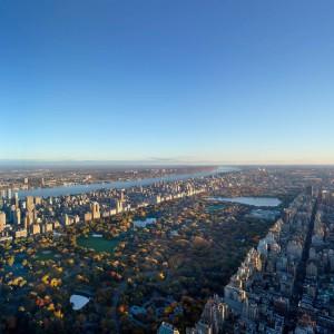 Central Park desde 432 Park Avenue