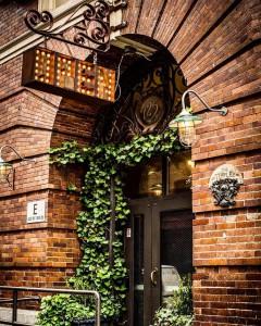 Detalle del edificio de Chelsea Market. Foto: facebook de Chelsea Market
