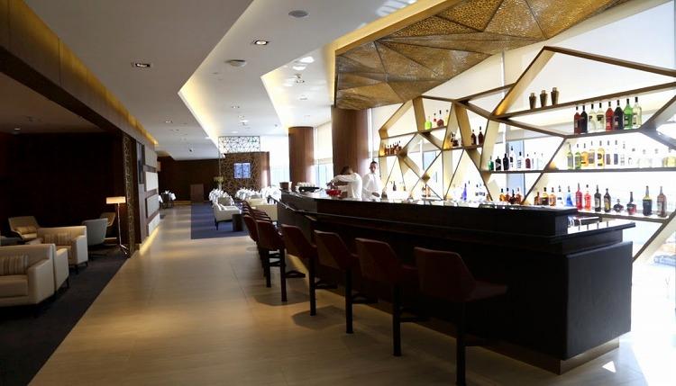 El Lounge & Spa de Etihad Airways es un espacio de casi 1.700 m2 que cuenta con 16 diferentes zonas