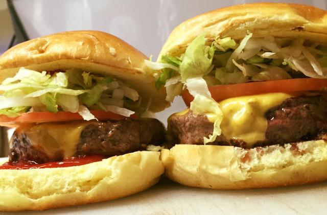 La mejor hamburguesa sin renunciar a los productos de nuestra tierra.