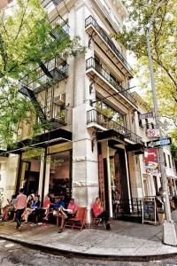 Café en el West Village