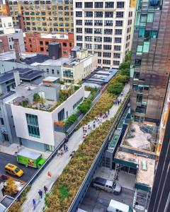 El jardín colgante High Line. Foto: @ericheras (Instagram) para NYC The Oficial Guide