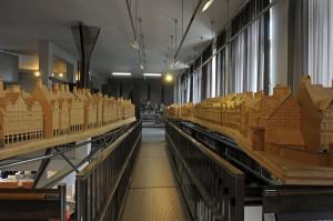 Museo Alemán de la Arquitectura. Foto: © Tourismus + Congress GmbH Frankfurt am Main