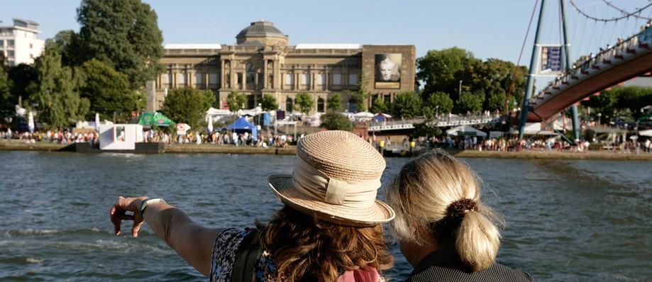 Fiesta de los Museos de Frankfurt
