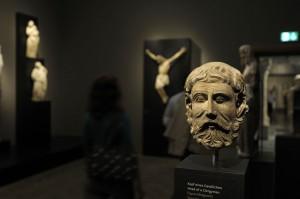 Obra del Museo de la Experiencia de la Biblia. Foto: © Tourismus + Congress GmbH Frankfurt am Main