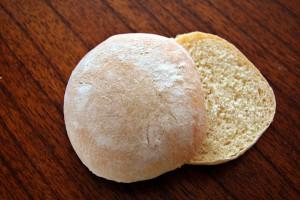 El mollete, el pan más mediterráneo.
