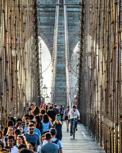 Puente de Brooklyn. Foto: @ctg125 (Instagram) para NYC The Oficial Guide