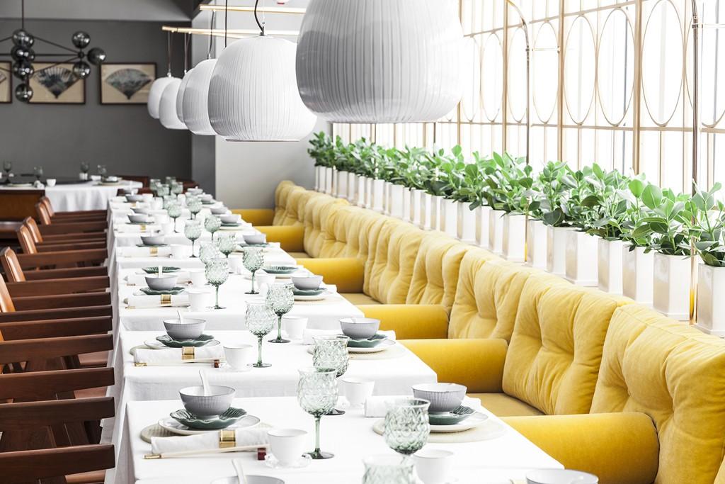 Duddell's en Hong Kong, el arte servido a la mesa sin moverse de la silla