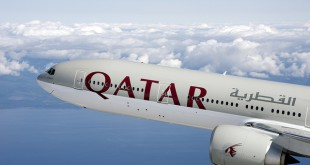 Qatar Airways B777-300