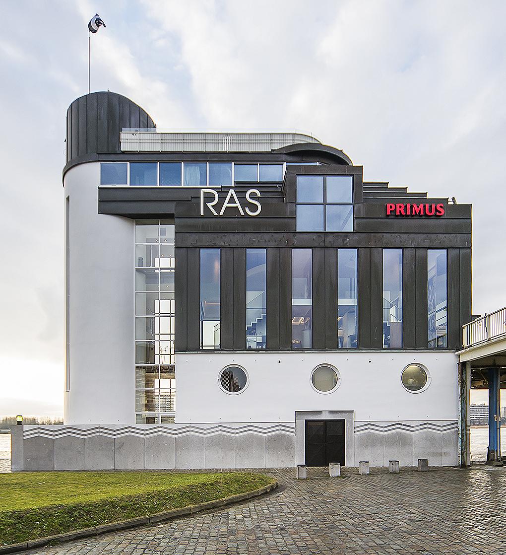 Restaurante RAS Amberes