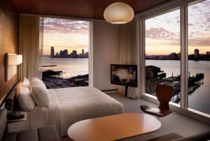 Unas vistas de locura desde una habitación del hotel The Standard
