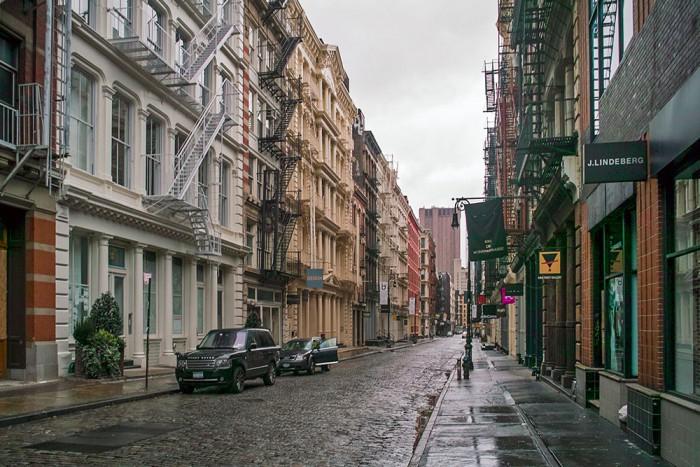 La clave es perderse por los barrios de Nueva York para encontrarse con pequeñas tiendas
