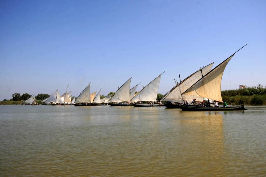 Las barcas albufereñas
