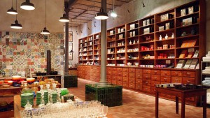 Interior de la tienda 'A vida Portuguesa', una de las más tradicionales de la capital lusa