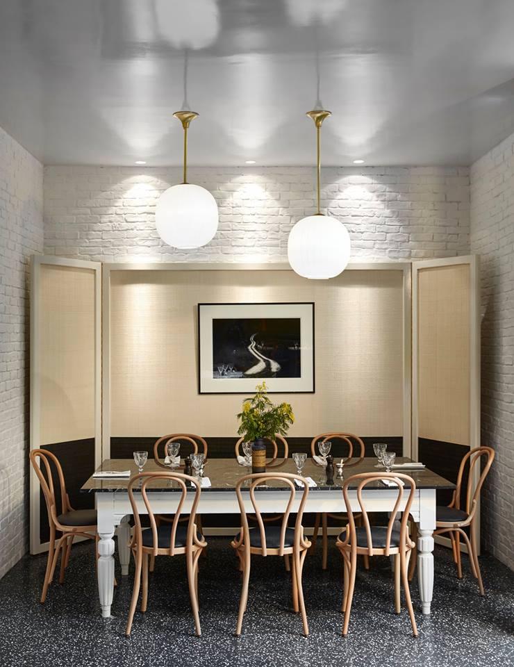 La fotografía y la gastronomía aúnan arte entre sus paredes