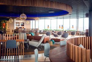 El nuevo lounge Eventyr del aeropuerto de Copenhague se ha inaugurado en marzo 2017