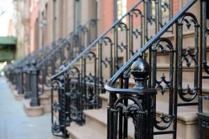 Viviendas tradicionales de Central Harlem