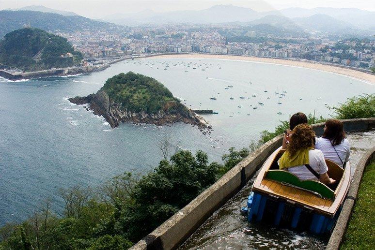 Una de las razones por las que acuden anualmente tantos turistas es por las impresionantes vistas que ofrece