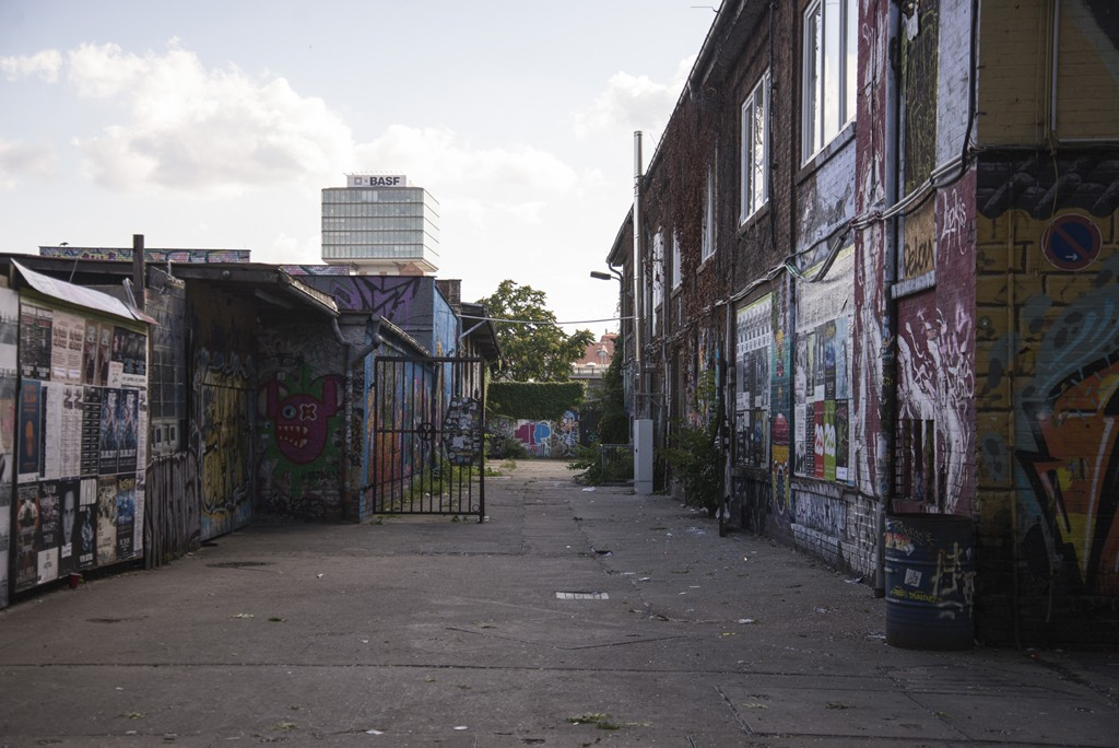 Urban Spree usa el emplazamiento de una antigua fábrica. Foto: © Eduardo G. Cuasimodo