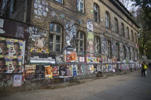 arte urbano en Berlín