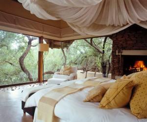 Tan confortable en medio de la selva: el Makanyane Safari Lodge en Madikwe Game Reserve. Foto: SANParks