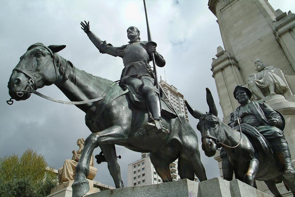 Ruta por el Madrid de Cervantes