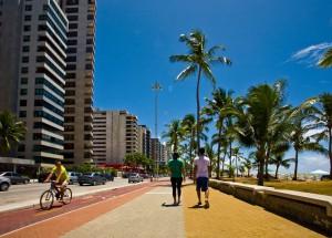 Playa de Boa Viagem. Foto: Rafa Medeiros para facebook Descubrapernambuco