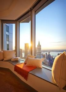 Vistas desde la habitación del hotel como esta serán imborrables. (Woolworth building NYC) Foto: DBOX