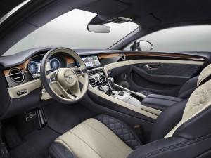 Perteneciente a la tercera generación del Continental GT, Bentley redefine el mundo del Gran Turismo con un coche en el que se mezclan lujo y las más altas prestaciones, sin perder potencia