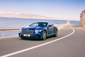 El Bentley Continental GT fue presentado recientemente en el Salón del Automóvil de Frankfurt 2017