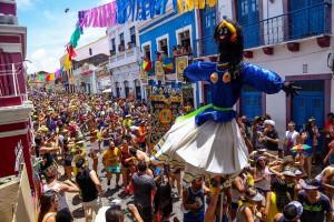 Ir de carnaval, ¡por supuesto! Foto: Thiago Bunzen para facebook Descubrapernambuco