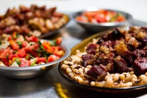 Un plato tradicional es la cecina con judías verdes y vinagreta. Foto: facebook Descubrapernambuco