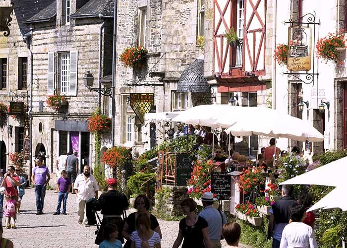Un recorrido por las calles de Rochefort es un placer para los sentidos  ©morbihan.com