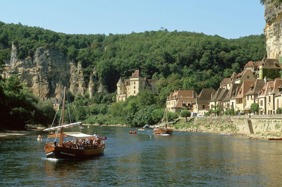 Perderse por los pueblos más bellos de Francia es una buena opción