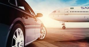 Traslados con chofer Saudia Airlines