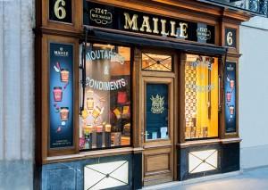 Boutique Maille en la Place de la Madeleine