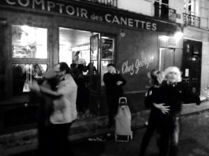 El mítico bar bistrot desde 1952, Chez Georges