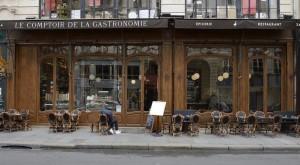 Comptoir de la Gastronomie, tan parisino en el barrio Les Halles