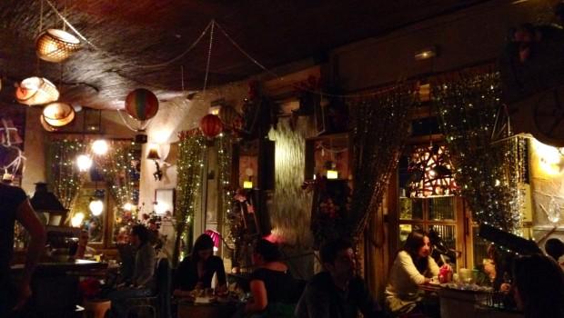 Fikamos los mejores lugares para hacerse el sueco y - El jardin secreto restaurante madrid ...