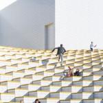 No se puede perder las escaleras de la terraza. Foto: Iwan Baan