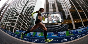 Este año, la maratón de Nueva York se celebra el 5 de noviembre
