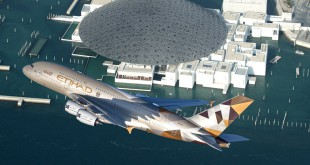 A380 de Etihad Airways