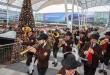 Una de las actuaciones durante la pasada edición 2016. Foto: © Munich Airport
