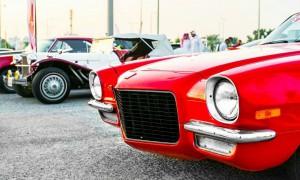 A lo largo del año Doha permite asistir a multitud de diferentes festivales, como este de coches clásicos. Foto: facebook de Visit Qatar